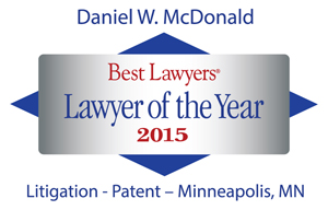 McDonald Lawyer of the Year 2015